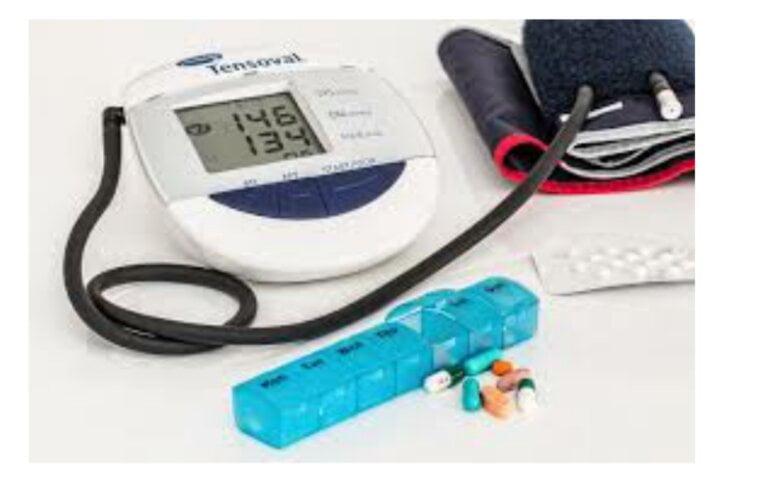 Blood pressure medication names