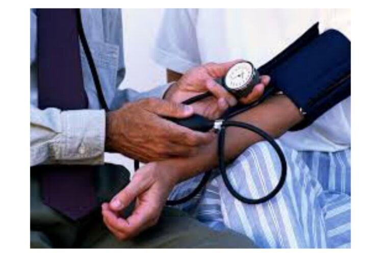 Blood pressure normal ranges
