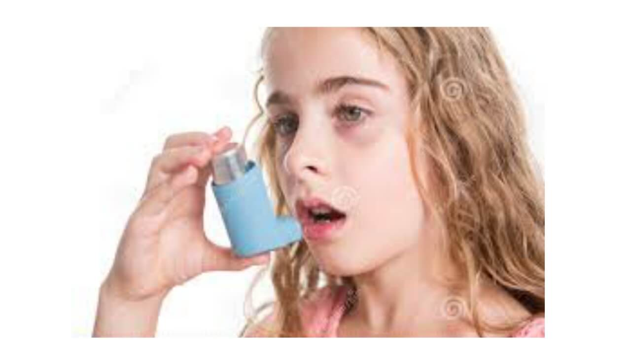 Symptoms of asthma attack