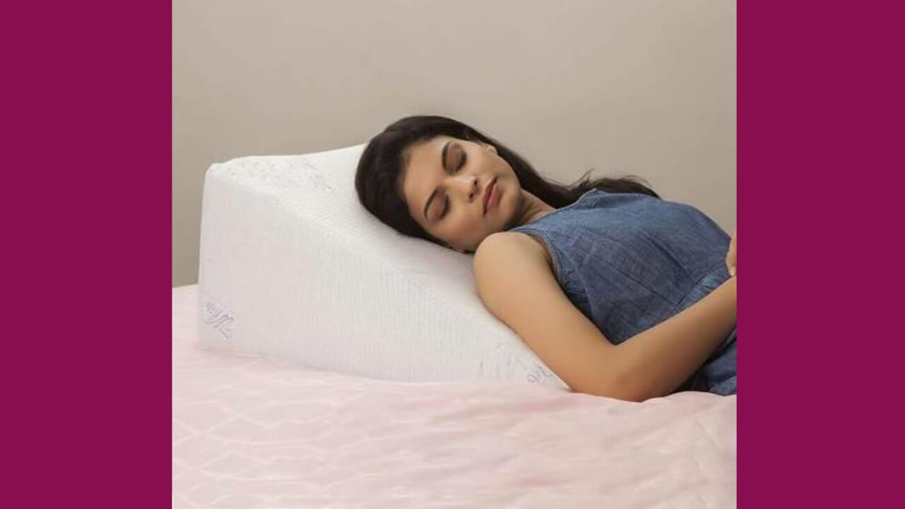 High pillow side effect