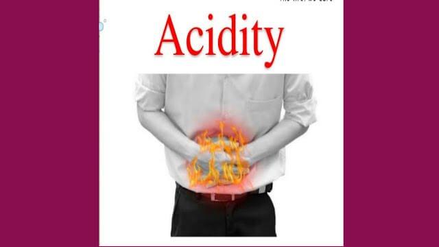 Acidity Reflux treatment