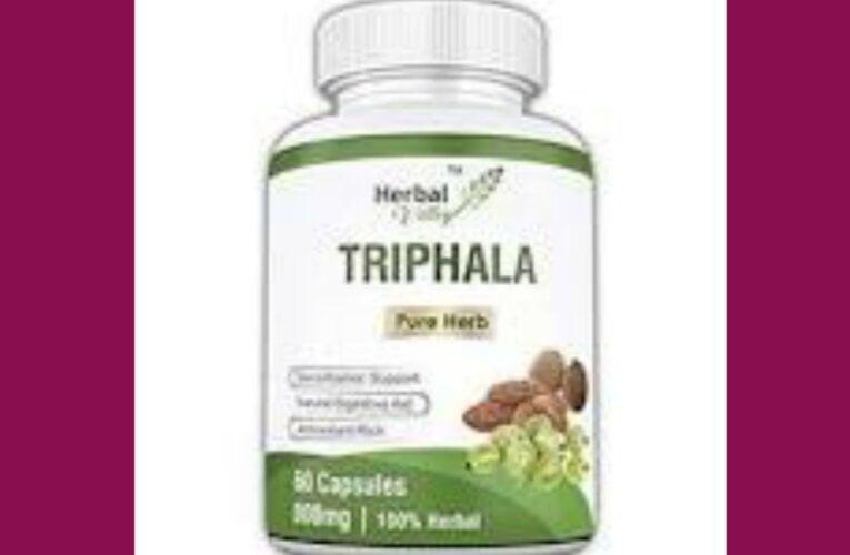 Triphala Churna benifits