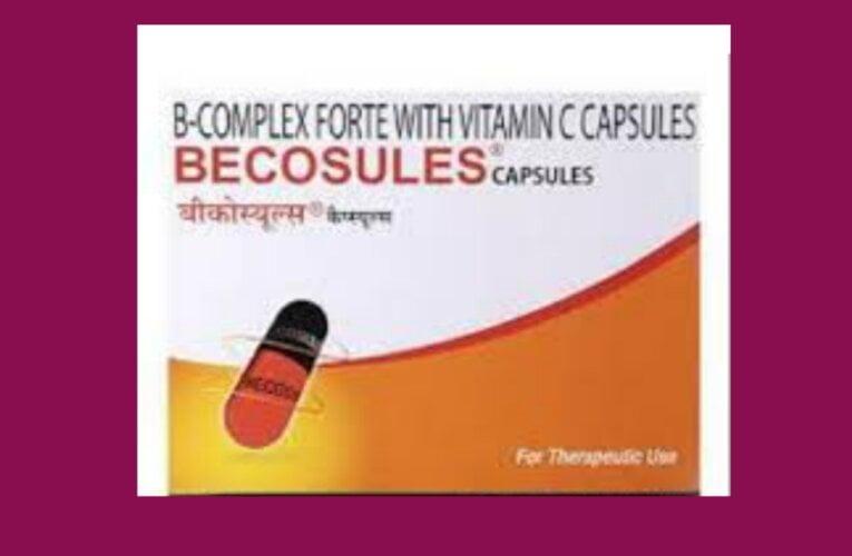 B complex vitamin benifits