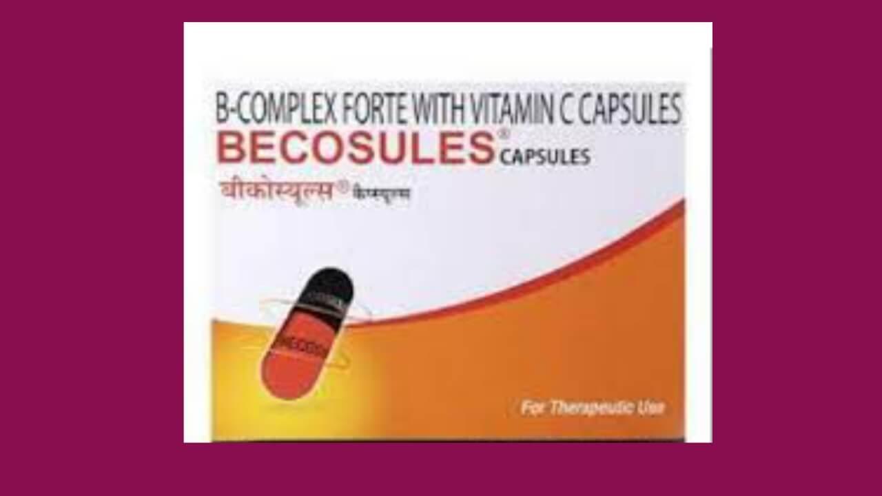 B complex vitamin benefits