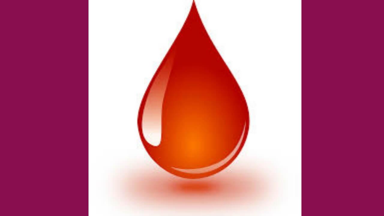 Blood donation benefits