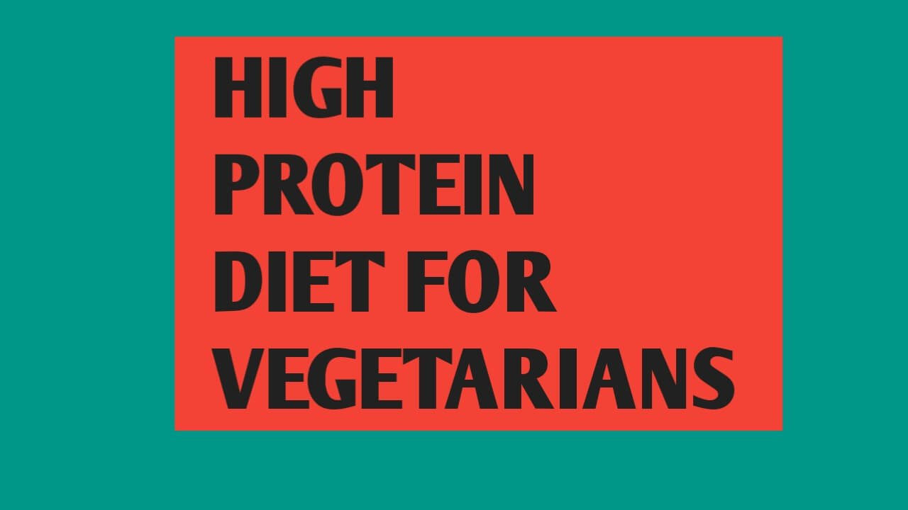 Protein for vegetarian